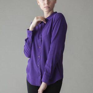 Women Silk Shirts