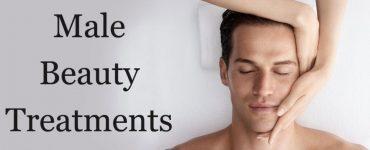 male beauty treatments