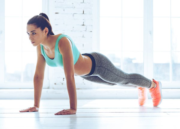 daily exercise for women-min