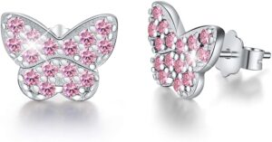 Gifting butterfly jewelry